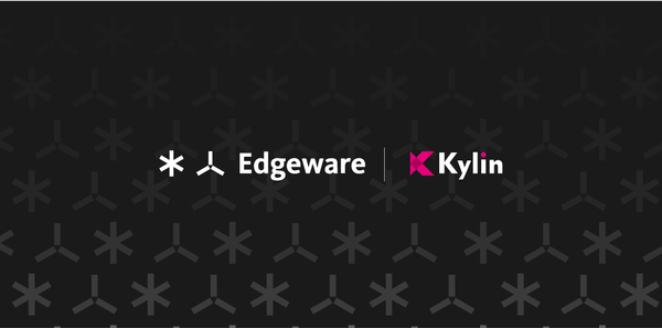Strategic partnership between Edgeware and Kylin Network brings oracles and data marketplaces to EDG.